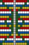 Alpha pattern #24882