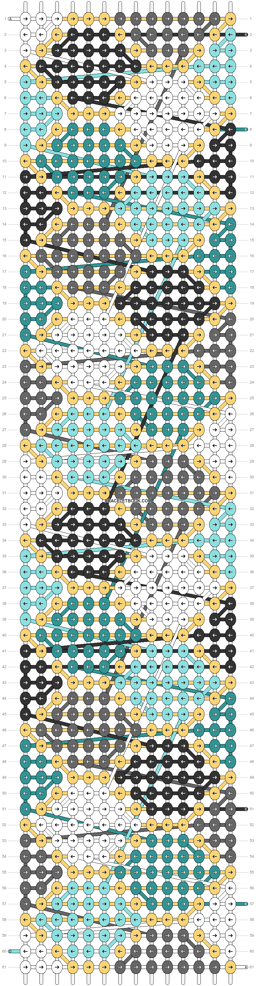 Alpha pattern #24887 pattern
