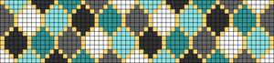 Alpha pattern #24887