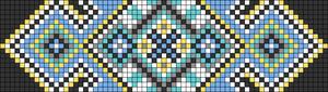 Alpha pattern #24888