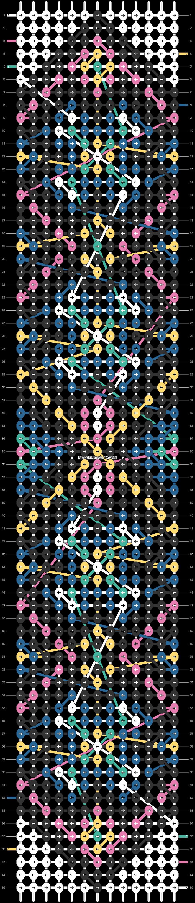 Alpha pattern #24889 pattern