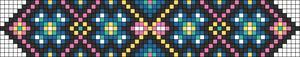 Alpha pattern #24889