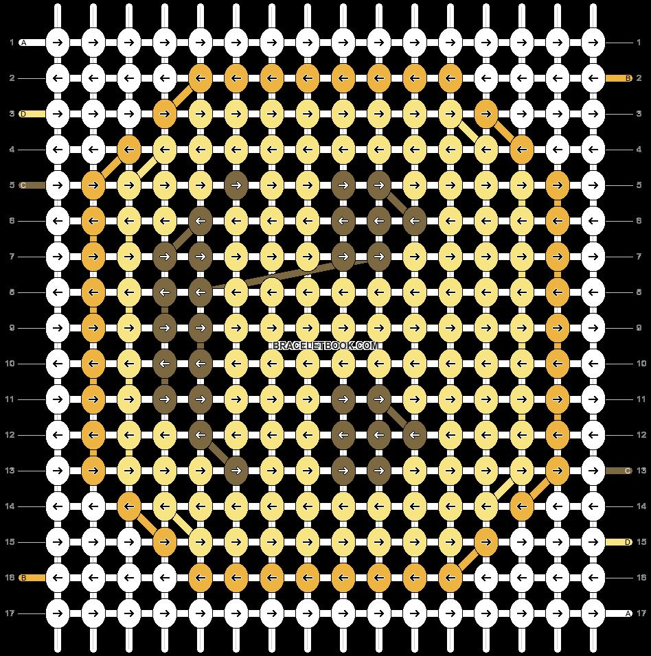 Alpha pattern #24890 pattern