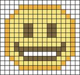 Alpha pattern #24891