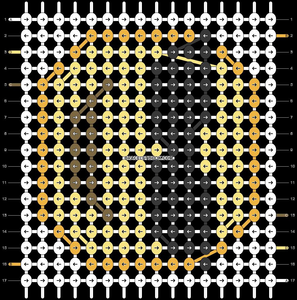 Alpha pattern #24892 pattern