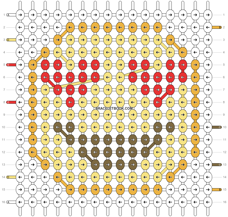 Alpha pattern #24893 pattern