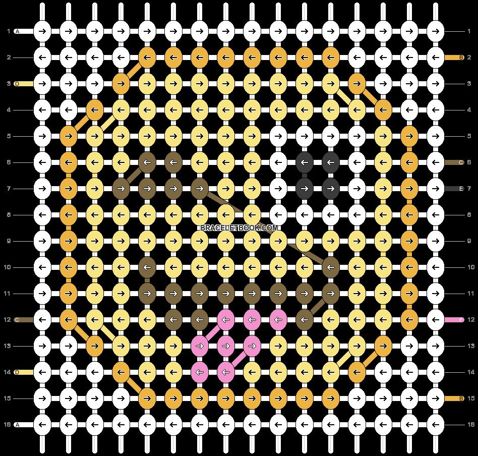 Alpha pattern #24894 pattern