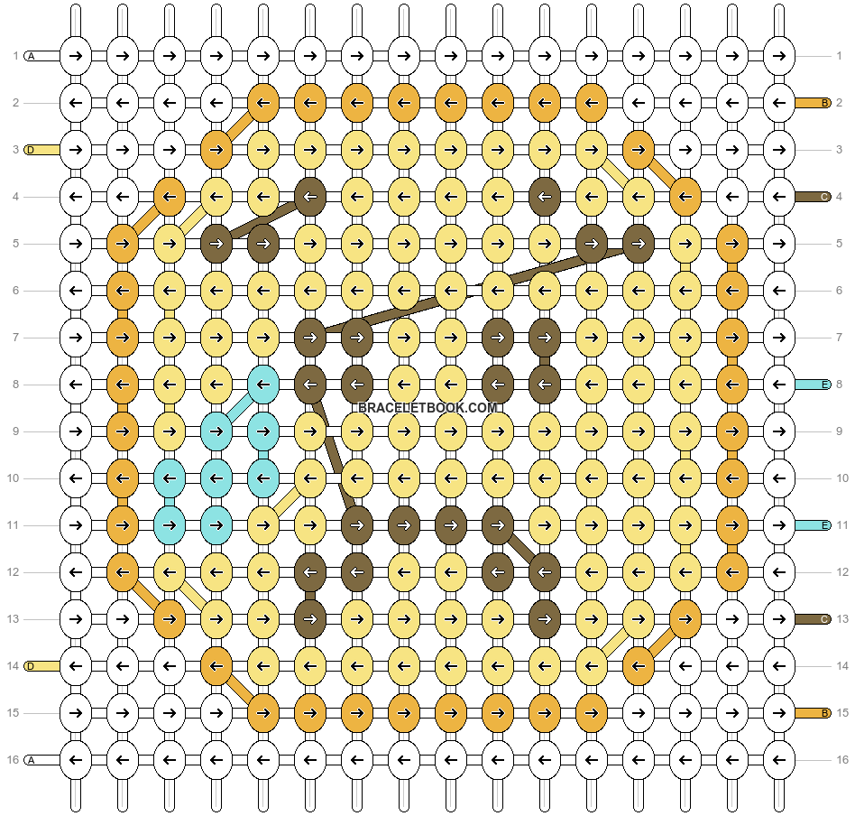 Alpha pattern #24896 pattern