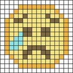Alpha pattern #24896