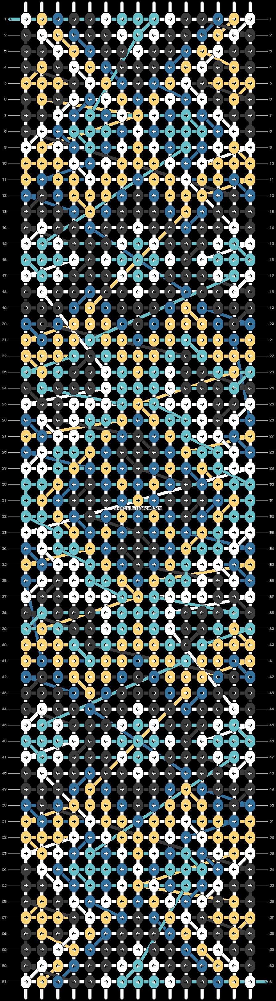 Alpha pattern #24899 pattern
