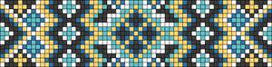 Alpha pattern #24899