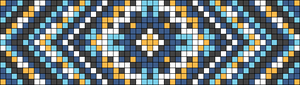 Alpha pattern #24900