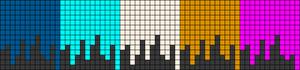 Alpha pattern #24901