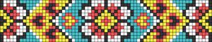 Alpha pattern #24902
