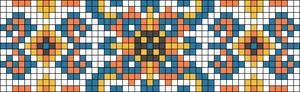 Alpha pattern #24903