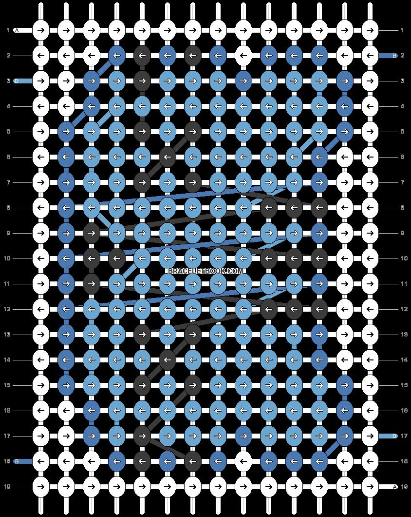 Alpha pattern #24908 pattern