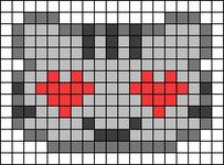 Alpha pattern #24909