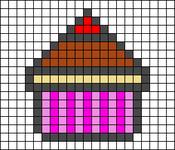 Alpha pattern #24913