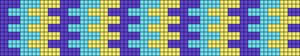 Alpha pattern #24918