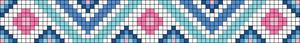 Alpha pattern #24925