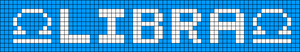 Alpha pattern #24928