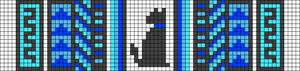 Alpha pattern #24929