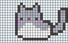 Alpha pattern #24931