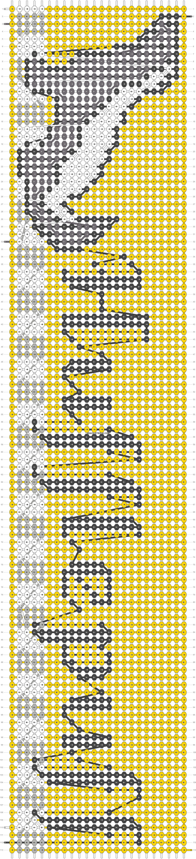 Alpha pattern #24948 pattern