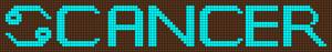 Alpha pattern #24954