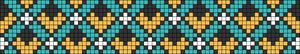 Alpha pattern #24958