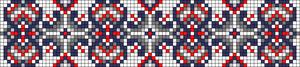 Alpha pattern #24960