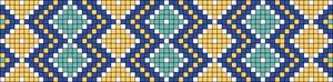 Alpha pattern #24962