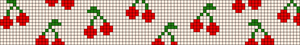 Alpha pattern #25002