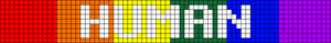 Alpha pattern #25026