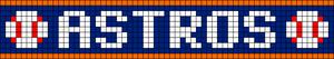 Alpha pattern #25030