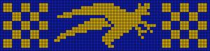 Alpha pattern #25046