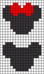 Alpha pattern #25048