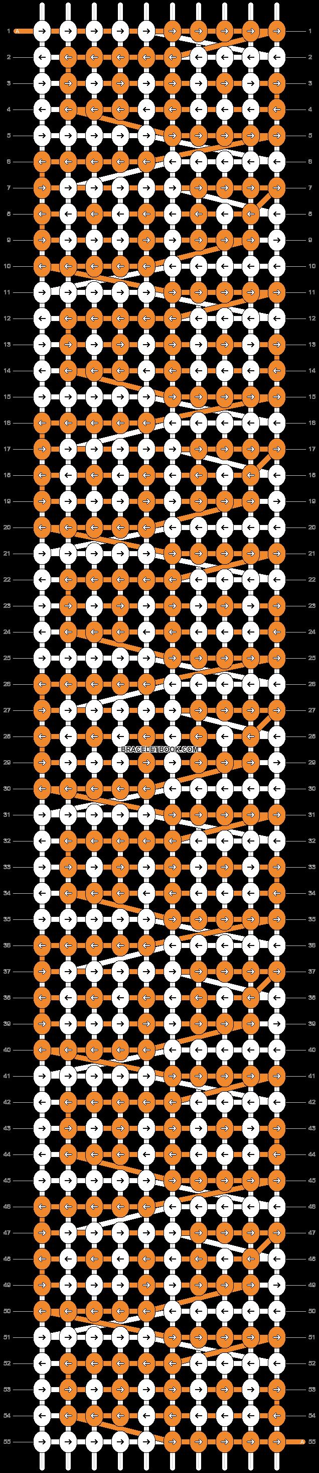 Alpha pattern #25051 pattern