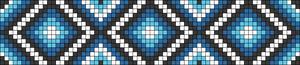 Alpha pattern #25057