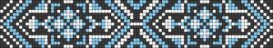 Alpha pattern #25059