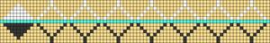 Alpha pattern #25095