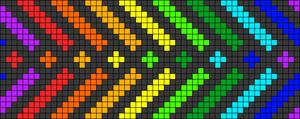 Alpha pattern #25110