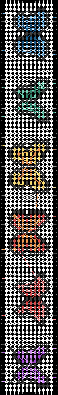 Alpha pattern #25121 pattern