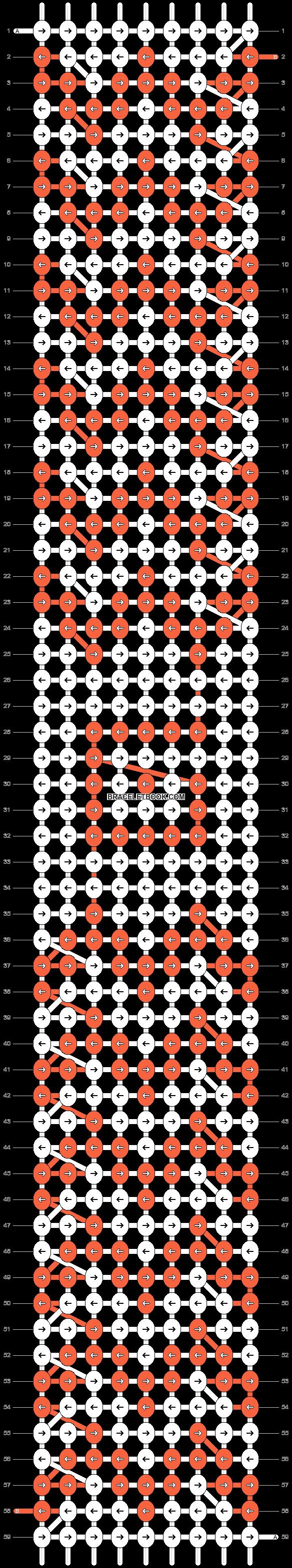 Alpha pattern #25135 pattern