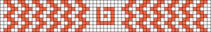Alpha pattern #25135