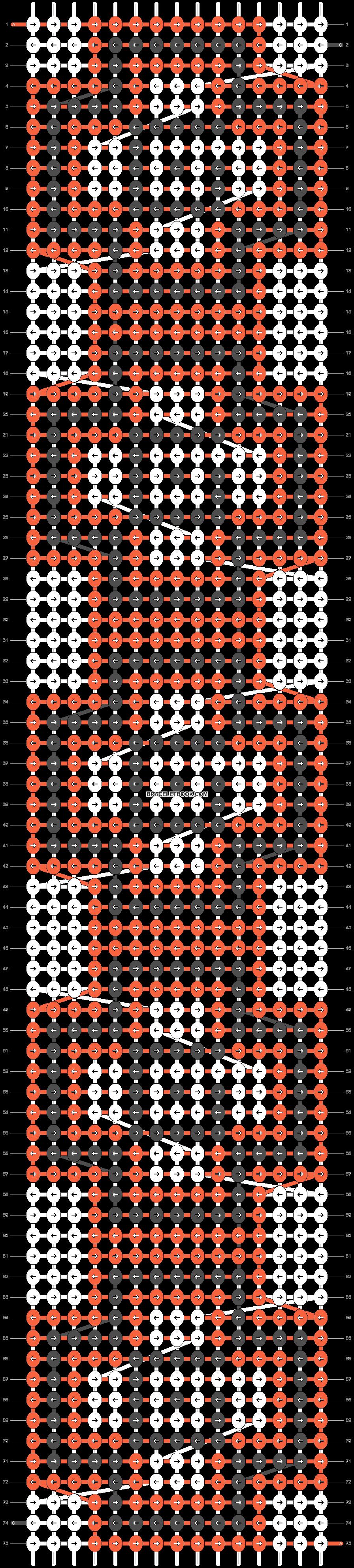 Alpha pattern #25137 pattern