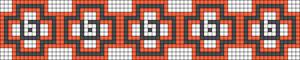 Alpha pattern #25137