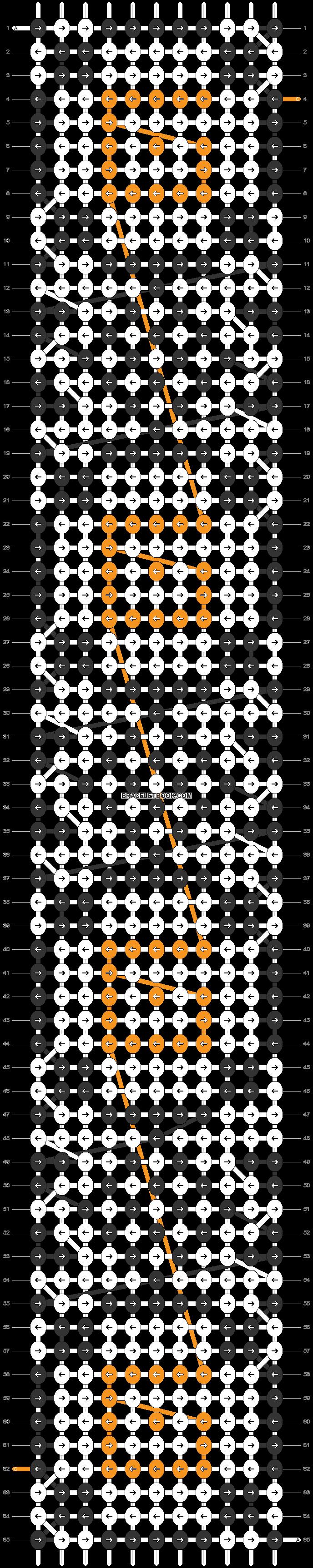 Alpha pattern #25138 pattern