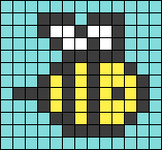 Alpha pattern #25140