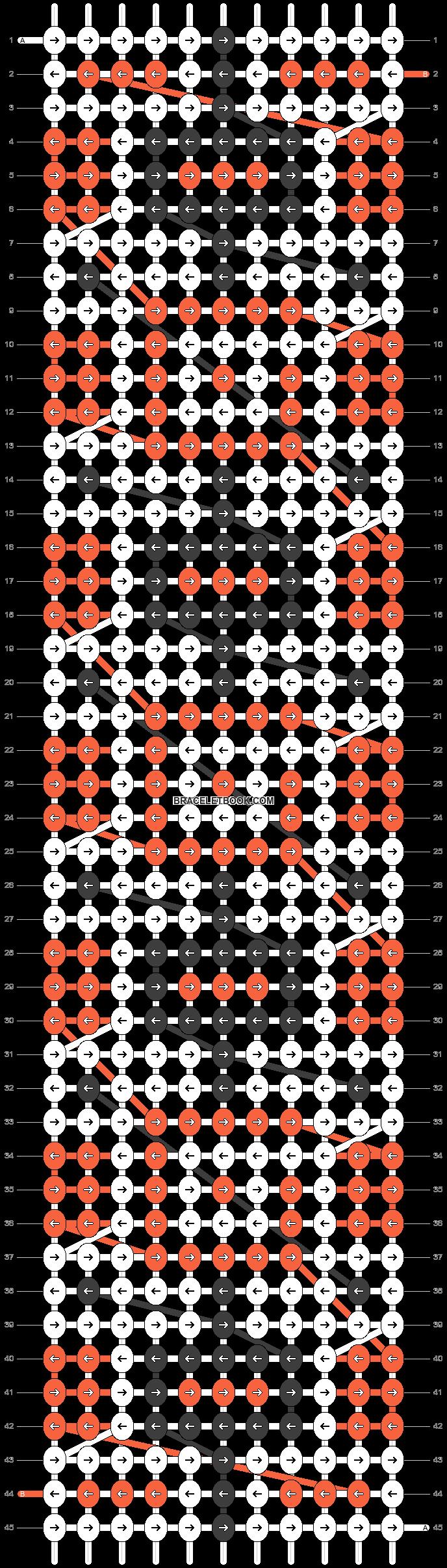 Alpha pattern #25143 pattern
